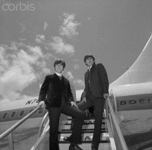The Beatles Polska: Beatlesi wyjeżdżają na wakacje.