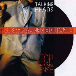 Захотелось новой волны. Поставил Talking Heads - Stop Making Sense