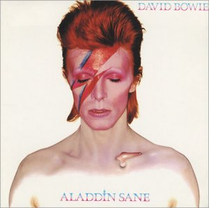 David Bowie -Alladin Same(1973) http://www.youtube.com/watch?v=xpba4WCBOC0&feature=related