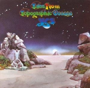 YES - Tales From Topographic Oceans 1973 Аtlantic
