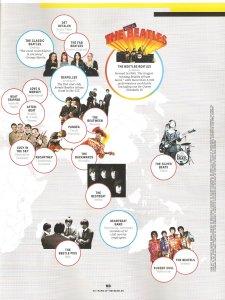 В марте вышло специальное издание Newsweek (The Beatles: 50 Years Since the Music Started).