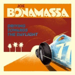 на прошлой неделе вышел новый альбом - Driving Towards the Daylight