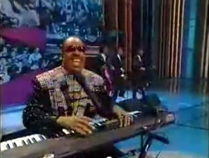 Stevie Wonder - We Can Work It Out (32nd Grammys)  http://www.youtube.com/watch?v=C13LwYgbJ4E