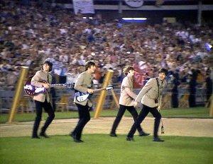 Может и The Beatles At Shea Stadium дождемся в супер качестве.
