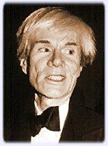 Анджей Вархола, а именно так звучит его настоящее имя, родился 6 августа 1928 года в Форест-Сити, тат Пенсильвания. Его родители эмигрировали из Чехословакии, отец работал шахтером на угольной шахте. О жизни юного Энди известно крайне мало. В 1949 году Уорхол закончил в Питсбурге Технологический институт Карнеги, получив диплом художника-дизайнера. Переехав в Нью-Йорк, Энди изменил свою фамилию на Уорхол и стал работать художником-оформителем в магазинах модной одежды Тиффани и Ко., Бонвит Теллер, а также в журналах Воуг и Глэмор. К середине 50-х годов работа в рекламе принесла успех, благодаря которому стала возможной покупка дома в центре Манхэттена. Тем не менее удовлетворенности