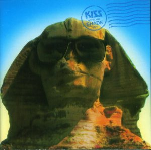 KISS 1989 Hot In The Shade