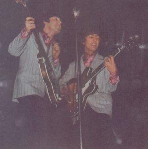 1966 17 августа, Торонто. Первый концерт.