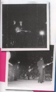 После концертов Битлз провели ночь в Торонто, и 18 августа вылетели в Бостон.