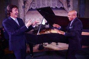 Paul McCartney, Kid Rock and Berry Gordy Jr. celebrate restored Motown Museum piano