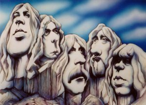24 октября замечательная группа Deep Purple будет в последний раз в Екатеринбурге. Это их прощальный тур!