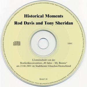 Вот фото диска Шеридан + Дэвис, выпущенного Бит-Архивом в 2001 году