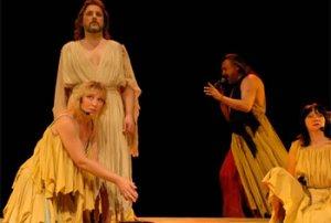 В Петербурге 1 июля скончался ведущий актер театра Рок-опера Раф Кашапов (исполнитель партии Иуды):