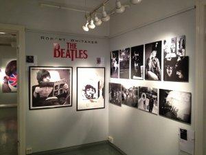 Выставка проходила в доме бывшего фотографа, где постоянно проводятся всякие