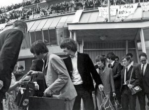 Второе североамериканское турне Битлз. 15 - 31 августа 1965