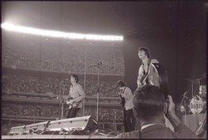 50-минутный телевизионный фильм об этом концерте (The Beatles At Shea Stadium) впервые был показан в Великобритании 1 марта 1966 в 8pm на канале BBC 1. В США его премьера состоялась лишь 10 января 1967 в 7.30pm. Фильм начинался с последней песни, исполненной в тот день, I'm Down, и включал в себя выступление групп, игравших на разогреве.
