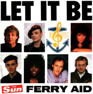 FERRY AID - Let It Be(Complete)