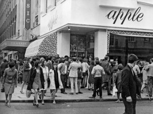 The Apple Boutique (July 31, 1968)