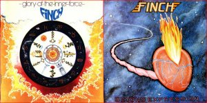 Finch - Glory of the Inner Force (1975) Finch - Beyond Expression (1976)