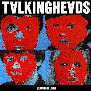 Talking Heads - Remain In Light (1981)  Once In A Lifetime, конечно, шикарная вещица