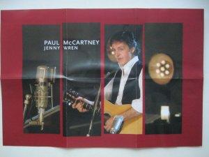 Одна из любимых песен на альбоме. Постер к синглу.