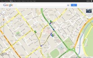 Идти на Abbey Road от метро напрямую - это не по-битловски.