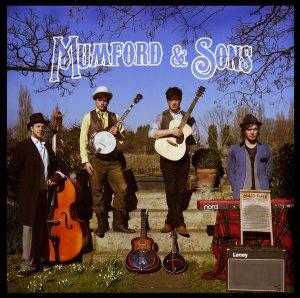 Интересные Mumford&Sons. Рекомендую.