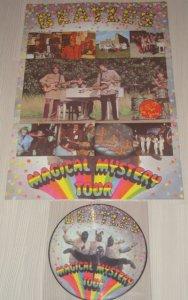 Альбом Мagical Mystery Tour - необычные издания