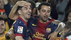 Барселона, которая сегодня сыграет с Атлетико, досрочно стала чемпионом страны. Проведя на две встречи меньше, каталонцы опережают Реал на 7 очков. Сине-гранатовые завоевали титул в 22-й раз в своей истории.