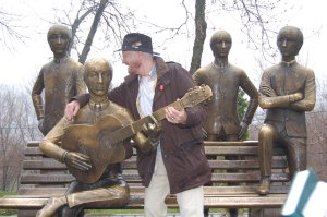 The Beatles & T.Sheridan в Казахстане (фото by Allexandr Starykh)