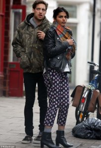James Jagger (27) is dating Anoushka Sharma, 25-year-old shop assistant
