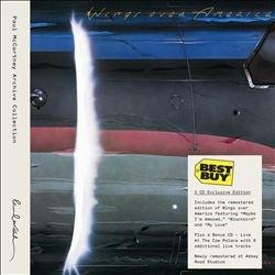 Кому нужны все три аудио - диска альбома Wings Over America , и кто не хочет платить за делюксовое издание, то покупайте идание от Best Buy. Нет надобности платить за макулатуру.