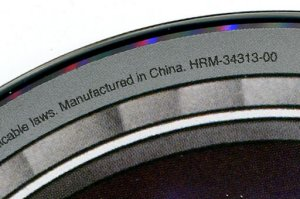 Получил сегодня свой дэлюкс. Не только всё напечатано в Китае, но и сами диски сделаны там же.