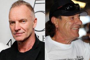 В записи альбома примет участие вокалист Geordie/AC-DC - Brian Johnson.