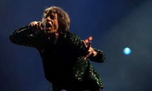 The Rolling Stones стали хедлайнерами «Гластонбери-2013»