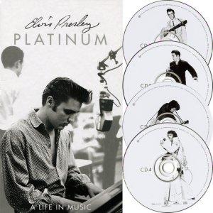 Elvis Presley. Platinum - A Life In Music, CD 2.