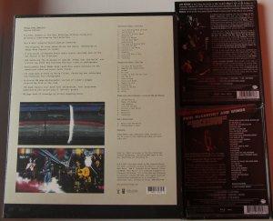 Новые переиздания дисков Пола Маккартни - альбом Wings Over America