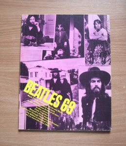 Beatles 69 1974 Sheet Music Book