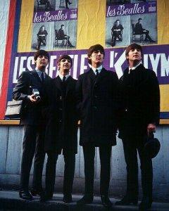 Париж, 1964 год