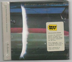 BEST BUY, как и в случае с Band On The Run, представили на рынок свой вариант 3-х дискового издания. Внешне его можно узнать по стикеру.