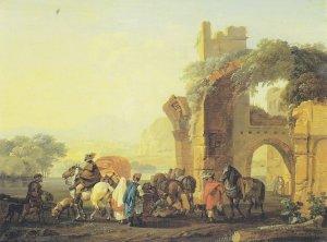 И снова Мишель Дюплесси  Сцена у крепостных ворот просто супер картина.