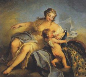 Карл Шарль Андре Ван Лоо  Юнона   Тоже оин из моих любимых художников