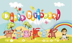 С Днем рождения!!!!!