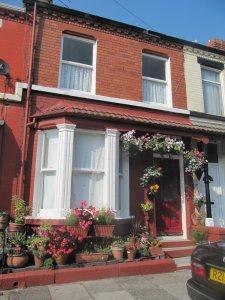 Дом, где жила Джулия Леннон со своей второй семьей