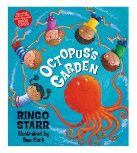 Открыт предварительный заказ  на иллюстрированную книгу Ринго Старра Octopus's Garden. В настоящее время эта возможность есть  только у покупателей из Великобритании . Сообщается, что жители других стран могут заказать книгу на своем региональном сайте Amazon или в розничных магазинах.