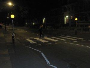 Ночной вояж на Эбби Роуд