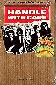 TRAVELING WILBURYS Handle With Care (1988 US 2-track cassette single, includes Margarita)