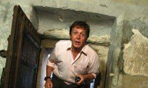 Sir Paul McCartney: Israelis and Palestinians deserve peace