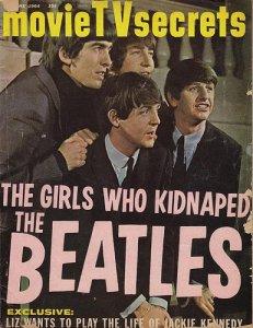 Обложки журналов о The Beatles и о Джоне, Поле, Джордже и Ринго.