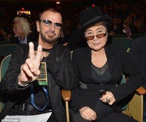 Ринго Старр, Йоко Оно и Оливия Харрисон получили почетную премию Грэмми