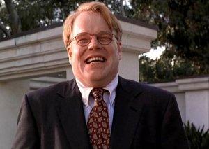 Впервые увидел Хоффмана в фильме Большой Лебовски.